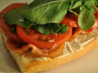 Cooking the Channel: BLT Bruschetta