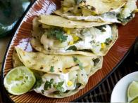 Meatless Monday: Potato and Corn Tacos