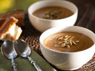 Roasted Butternut Squash Soup by Michael Chiarello
