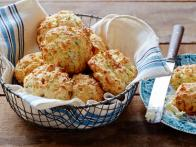 Bacon, Cheddar and Chive Biscuits