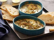 Cooking Channel serves up this Buffalo Mozzarella Gratin recipe from Roger Mooking plus many other recipes at CookingChannelTV.com