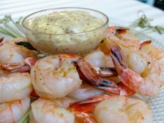 Cooking Channel serves up this Shrimp in Mayonnaise recipe from Laura Calder plus many other recipes at CookingChannelTV.com