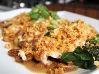 CCEFF118_Andouille-Crusted-Black-Drum-over-Kale-with-Pecan-Butter-Sauce-2_s4x3