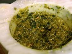 Cooking Channel serves up this Pesto recipe from David Rocco plus many other recipes at CookingChannelTV.com