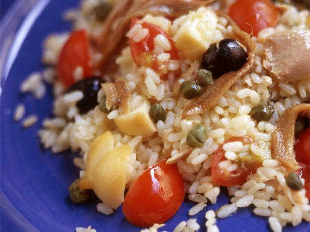 Insalate di Riso: Rice Salad