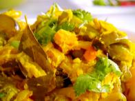 Southern Indian Mixed Vegetable Dish: Avial