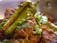 Lamb with Green Chiles