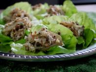 Turnip Lettuce Wraps