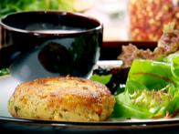 Spiced Crab Cakes with Tamarind Mayonnaise