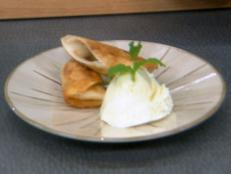 Cooking Channel serves up this Apple Chimichangas recipe from Ingrid Hoffmann plus many other recipes at CookingChannelTV.com