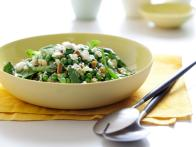 Pea, Feta and Mint Salad