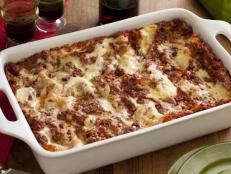 Cooking Channel serves up this Lasagne Alla Bolognese recipe from Debi Mazar and Gabriele Corcos plus many other recipes at CookingChannelTV.com