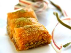 Cooking Channel serves up this Baklava recipe from Kelsey Nixon plus many other recipes at CookingChannelTV.com