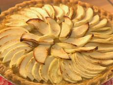Cooking Channel serves up this Amy's Freaky Good Apple Tart recipe  plus many other recipes at CookingChannelTV.com