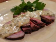 Roast Beef Tenderloin with Remoulade Sauce