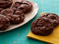 Spicy Mexican Hot Chocolate Cookies