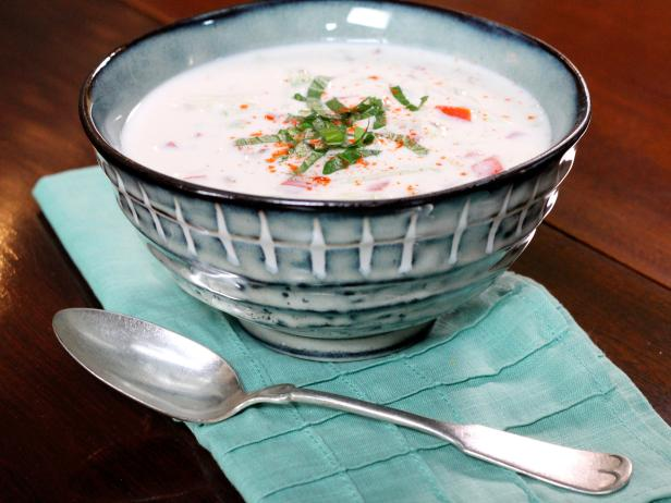 Chilled Raita Soup