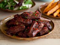 Asian-Style Ribs on the Grill