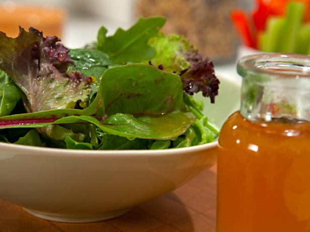Low-Fat Sesame-Orange Dressing