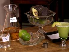 Cooking Channel serves up this Guac This Way Cocktail recipe from Alie Ward  and Georgia Hardstark plus many other recipes at CookingChannelTV.com