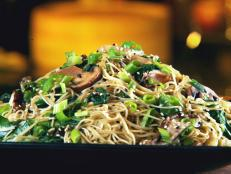 Cooking Channel serves up this Vegetable Chow Mein recipe from Ching-He Huang plus many other recipes at CookingChannelTV.com
