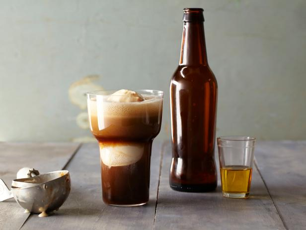 Beer Float Your Boat Cocktail
