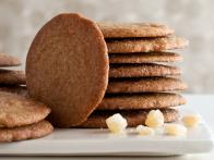 "The White House's Molasses Spice Cookies ""Gingersnaps"""