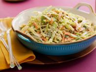New Orleans Coleslaw Courtesy of Nigella Lawson
