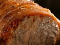 Roasted Pork is Succulent Classic Entree