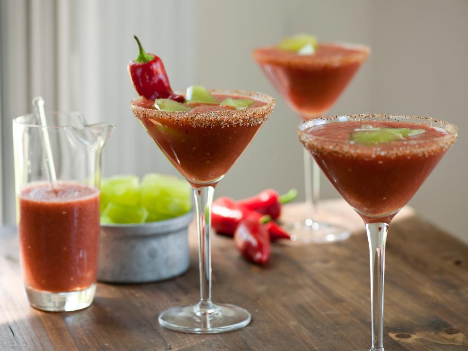 Mexican drink and cocktail recipes cooking channel for Cocktail yop