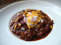 Slow-Simmered Spicy Chili