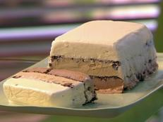 Cooking Channel serves up this Mocha Ice Cream Terrine recipe  plus many other recipes at CookingChannelTV.com