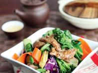 Black Pepper Beef and Stir-Fry