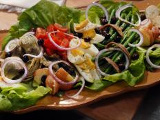 Cooking Channel serves up this Salade Nicoise recipe from Laura Calder plus many other recipes at CookingChannelTV.com