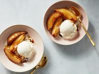 Caramelized Pears