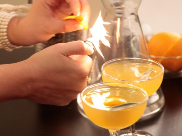 The Sage Beekeeper Cocktail