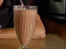 Cooking Channel serves up this Cocoa Nib Frappe recipe  plus many other recipes at CookingChannelTV.com
