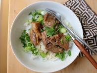 Slow-Cooker Coconut Braised Pork