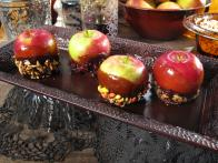 Designer Toffee Apples