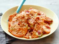 Spicy Smoked Sweet Potato Salad