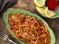 Chicken and Tasso Jambalaya Pasta