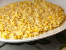 Cooking Channel serves up this Slow Cooker Creamed Corn recipe from Kelsey Nixon plus many other recipes at CookingChannelTV.com