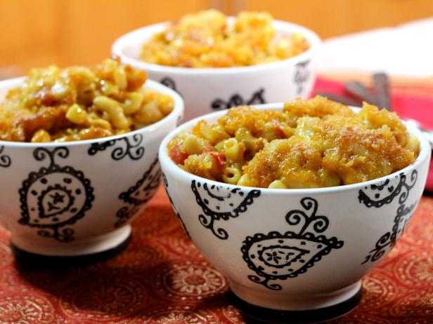 Macaroni and Cheese, Indian-Style