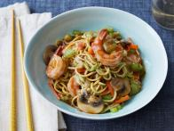 Shrimp Lo Mein