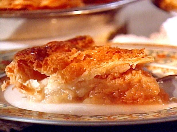 Apple and Quince Pie
