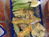 Fried Celery (Sedano Fritto)