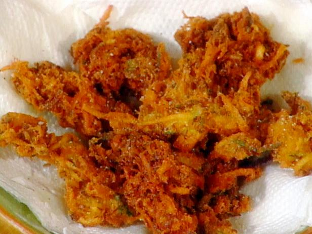 Gussoni Fritti (Vegetable Fritters)