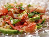 Lobster and Grapefruit Salad