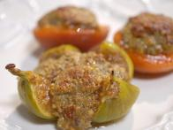 Pistachio-Stuffed Figs
