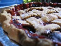 Bubby's Sour Cherry Pie